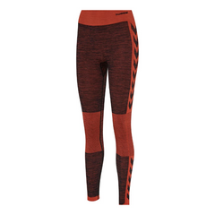 Hummel® - Clea Seamless Leggings (Röd)