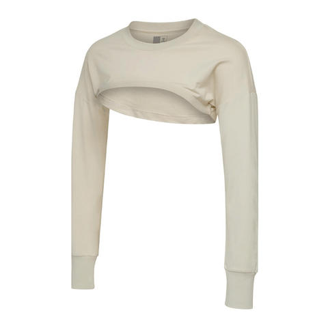 Hummel® - Emmy Crop Top (Vit)
