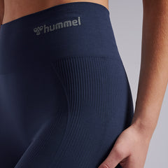 Hummel® - TIF High Waist Seamless Leggings (Blå)