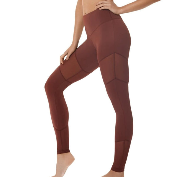L'urv - Natural Forces Leggings (Rust)