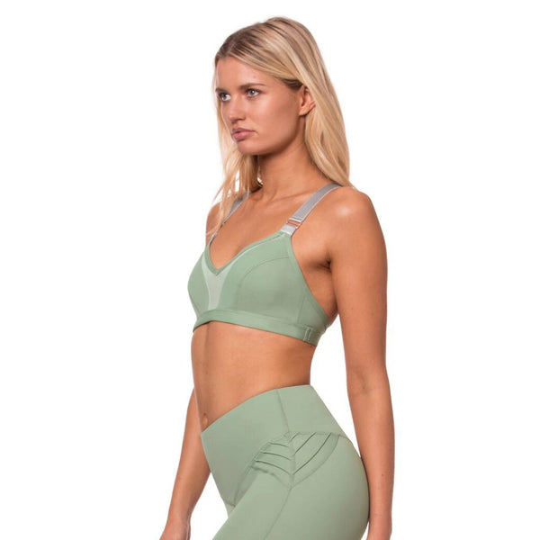 L'urv - New Beginnings Bralette (Mint)