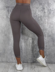 RapidWear - 7/8 Invisible Feel Leggings (Mocca)