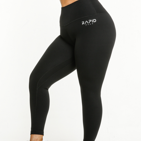 Rapidwear - Ultimate Comfort Leggings (Svart)