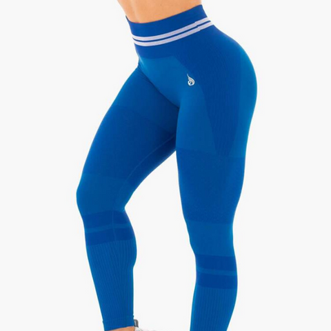 Ryderwear - Freestyle Seamless Leggings (Blå)