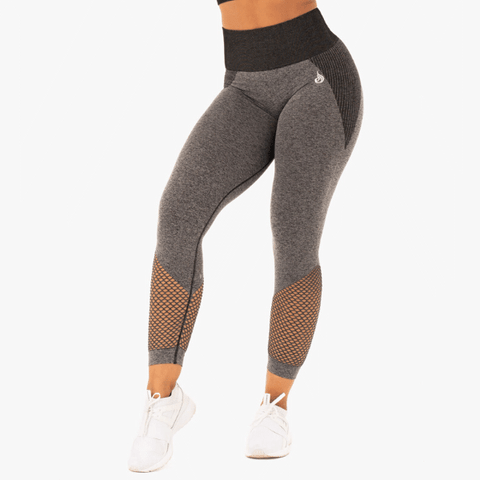Ryderwear - Oasis Seamless Leggings (Charcoal)