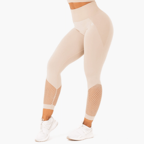Ryderwear - Oasis Seamless Leggings (Beige)