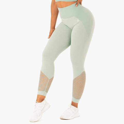 Ryderwear - Oasis Seamless Leggings (Mint)