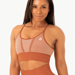 Ryderwear - Oasis Seamless Sportsbh (Orange)