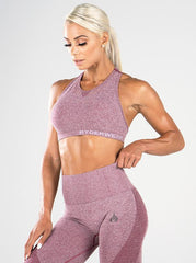 Ryderwear - Seamless Sports Bra (Bordeaux)