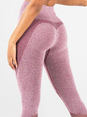 Ryderwear - Seamless Leggings (Bordeaux)