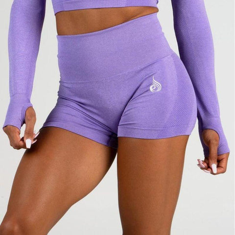 Ryderwear - Seamless Shorts (Lila)