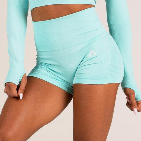Ryderwear - Seamless Shorts (Mint)