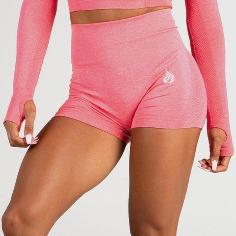 Ryderwear - Seamless Shorts (Rosa)