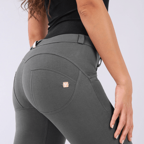 WR.UP® 7/8 Regular Waist Grå (G14)