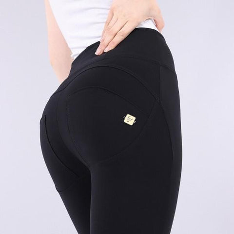WR.UP® High Waist Emana Svart (N)