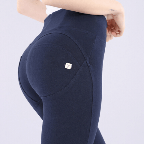WR.UP® High Waist Navy Blå (B94)