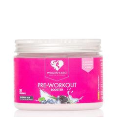 Women's Best - Pre Workout Booster (Blueberry)