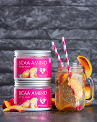 Women's Best - BCAA Amino (Ice Tea Peach)