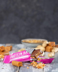 Women's Best - Protein Bar Peanut Butter Crunch (12x44g)