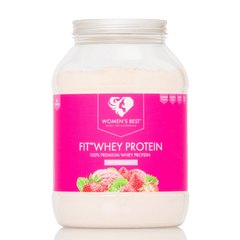 Women's Best - Fit Whey Protein (Jordgubb)