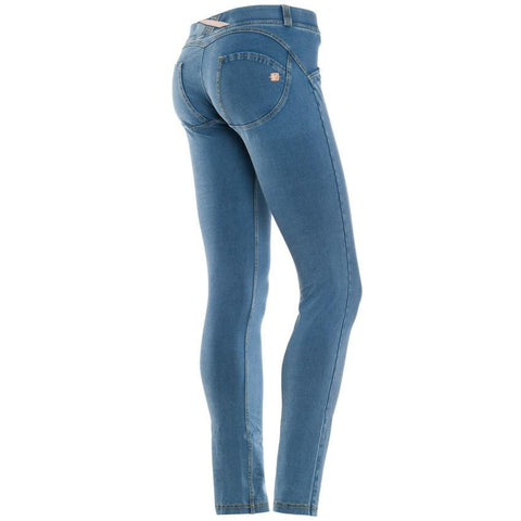 Freddy WR.UP 7/8 Denim Skinny Fit Lys J4Y WRUP1LA1E