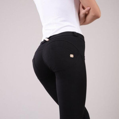 WR.UP® Regular Waist Svart (N)