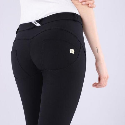 WR.UP® Regular Waist Emana Svart (N)