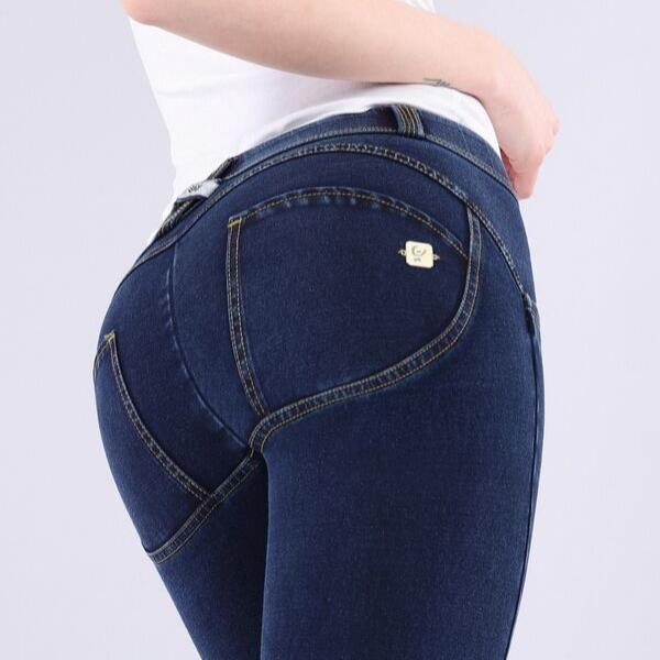 WR.UP® Low Waist Denim Blå (J0Y)