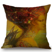 Load image into Gallery viewer, Cushion  Cover - Renaissance Contessa