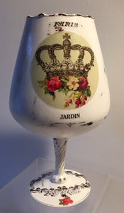 French Style  - French Goblet