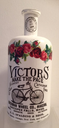 French Styled Bottle - Victors Bicycles