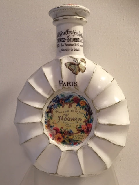 French Styled Bottle -Poudre de Riz Nogara