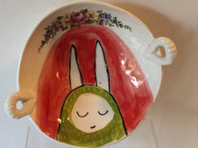 Load image into Gallery viewer, Ceramic Bowl - Green Ears