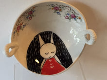 Load image into Gallery viewer, Ceramic Bowl - Black Ears