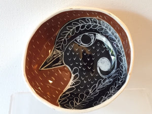 Ceramic Bowl - Mrs Quail