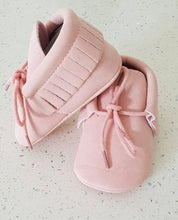 Load image into Gallery viewer, Baby K Cakes - NZ Made Leather Mocassins