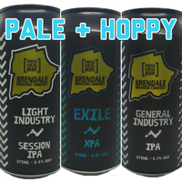 Pale & Hoppy Mixed Pack