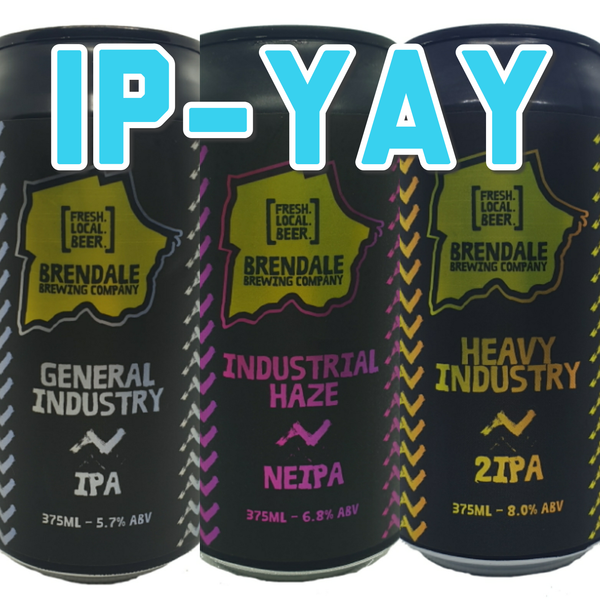 IP-YAY Mixed Pack