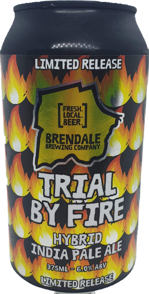 Trial By Fire Hybrid IPA