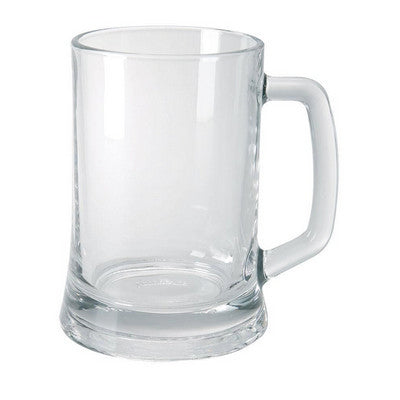 500ml Glass Beer Stein