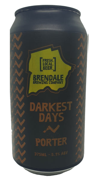 Darkest Days Porter