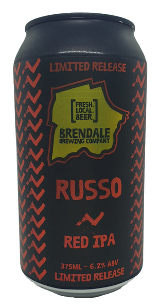 Russo Red IPA