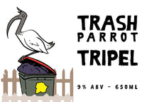 Trash Parrot Tripel 650ml