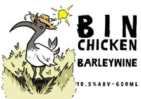 Bin Chicken Barleywine 650ml