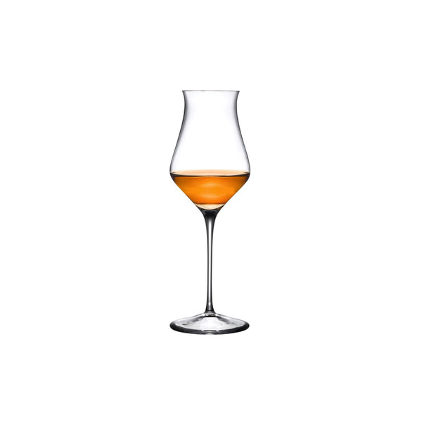 Nude Glass Islands Whisky tasting glass medium with whisky