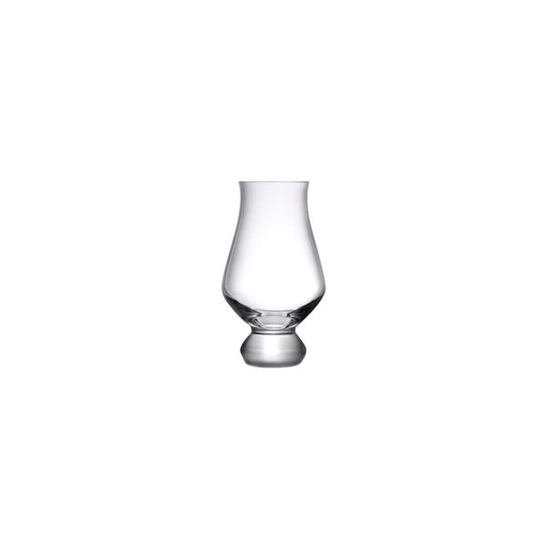 Nude Glass Islands Whisky tasting glass short empty