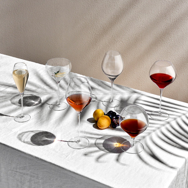 Fantasy@Set of 2 Red Wine Glasses
