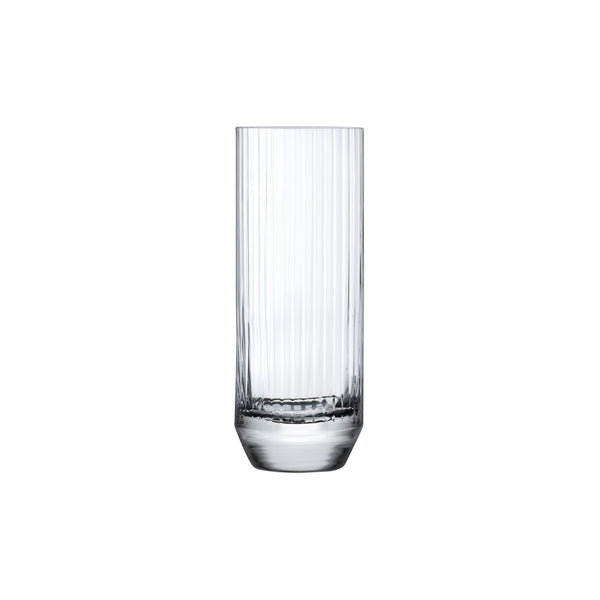Big Top@Set of 4 High Ball Glasses 340 cc
