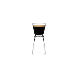 Dual@Set of 2 Espresso Glasses