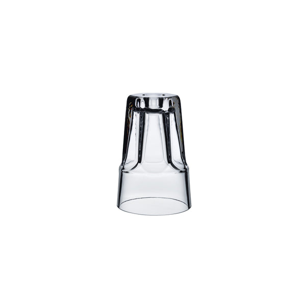 Look Down@Candle Holder in Water glass Shape